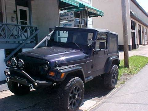 1999 Jeep Wrangler for sale in Zanesville, OH