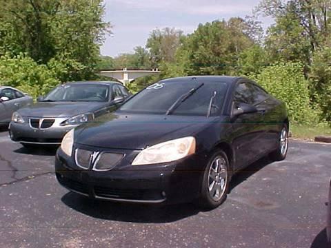 2006 Pontiac G6 for sale in Zanesville, OH