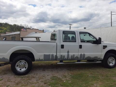 2010 Ford F-250 Super Duty for sale at Bates Auto & Truck Center in Zanesville OH
