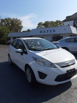 2013 Ford Fiesta for sale at Bates Auto & Truck Center in Zanesville OH