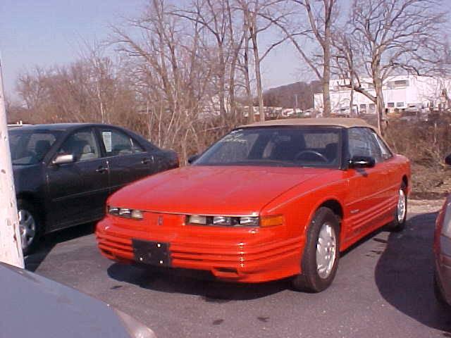 1992 Oldsmobile Cutlass Supreme for sale at Bates Auto & Truck Center in Zanesville OH