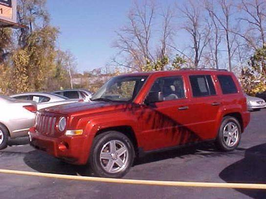 2007 Jeep Patriot for sale at Bates Auto & Truck Center in Zanesville OH