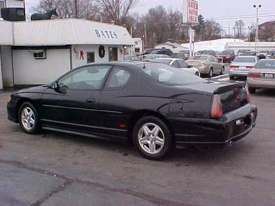 2004 Chevrolet Monte Carlo For Sale At Bates Auto U0026 Truck Center In  Zanesville OH