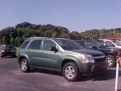 2005 Chevrolet Equinox for sale at Bates Auto & Truck Center in Zanesville OH