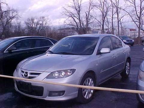 2007 Mazda MAZDA3 for sale at Bates Auto & Truck Center in Zanesville OH