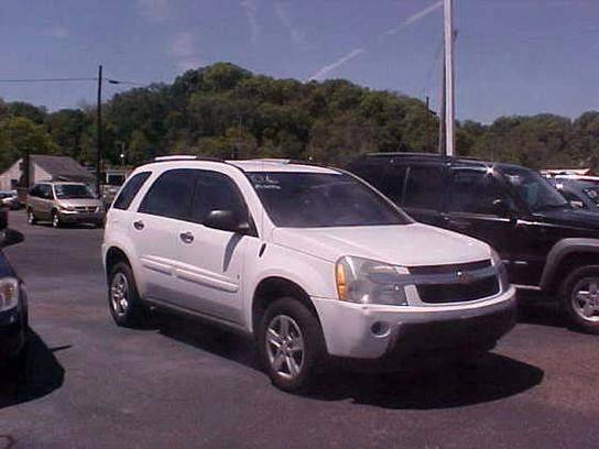 2006 Chevrolet Equinox For Sale At Bates Auto U0026 Truck Center In Zanesville  OH
