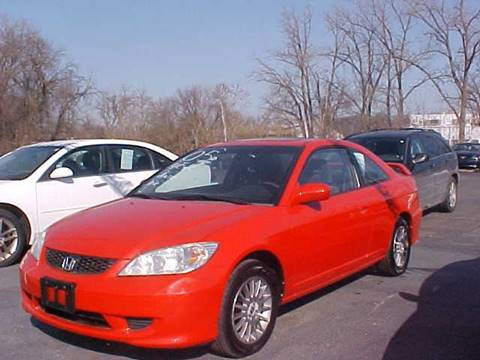 2005 Honda Civic for sale at Bates Auto & Truck Center in Zanesville OH