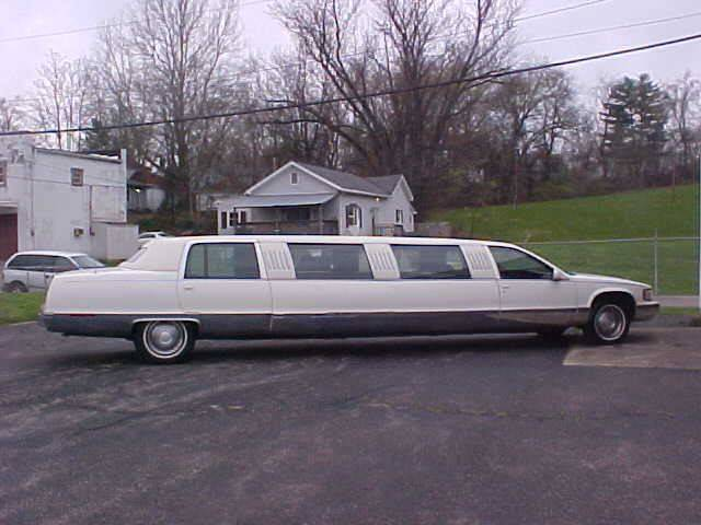 1996 Cadillac Fleetwood for sale at Bates Auto & Truck Center in Zanesville OH