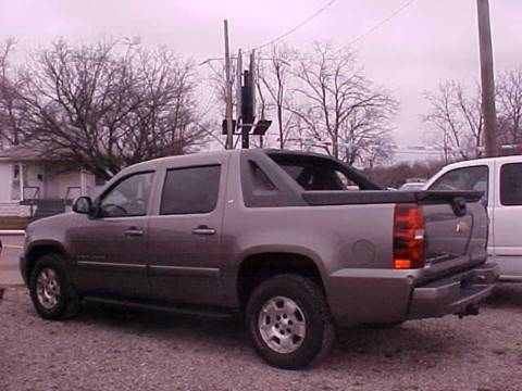 2007 Chevrolet Avalanche for sale at Bates Auto & Truck Center in Zanesville OH
