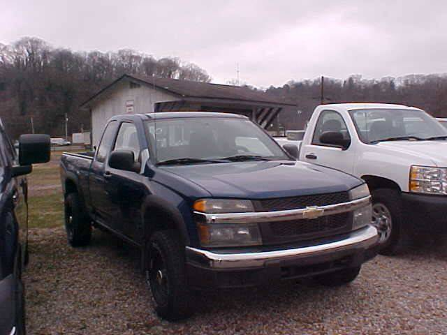 2006 Chevrolet Colorado for sale at Bates Auto & Truck Center in Zanesville OH