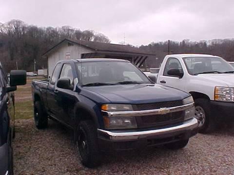 2006 Chevrolet Colorado for sale at Bates Auto & Truck Center in Zanesville OH