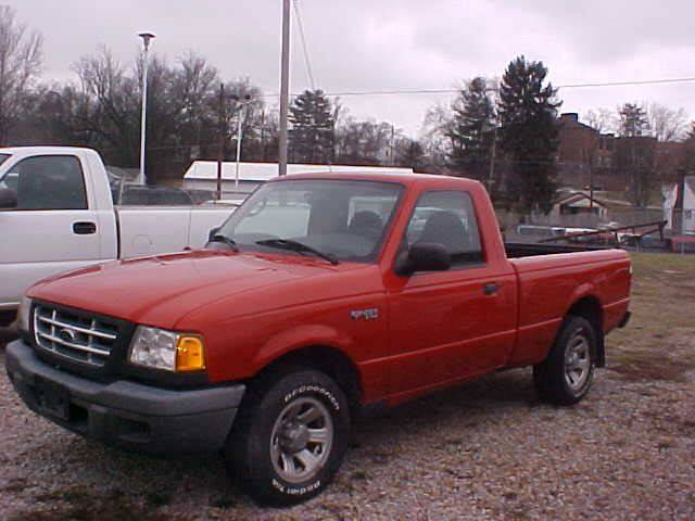 2003 Ford Ranger for sale at Bates Auto & Truck Center in Zanesville OH