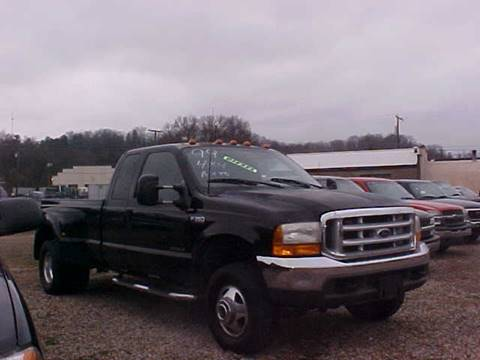 1999 Ford F-350 Super Duty for sale at Bates Auto & Truck Center in Zanesville OH