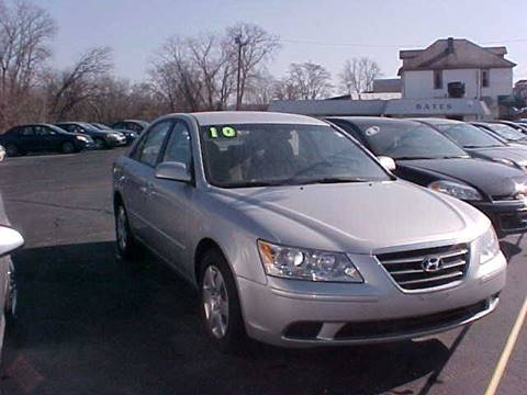 2010 Hyundai Sonata for sale at Bates Auto & Truck Center in Zanesville OH