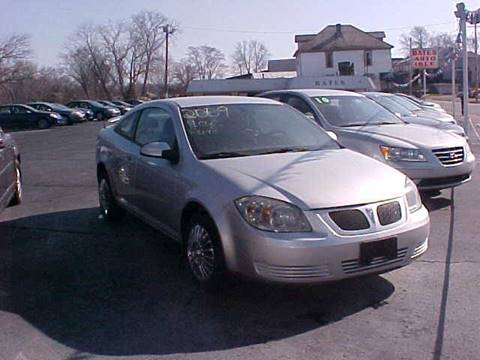 2009 Pontiac G5 for sale in Zanesville, OH