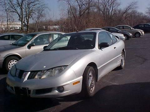 2004 Pontiac Sunfire for sale at Bates Auto & Truck Center in Zanesville OH