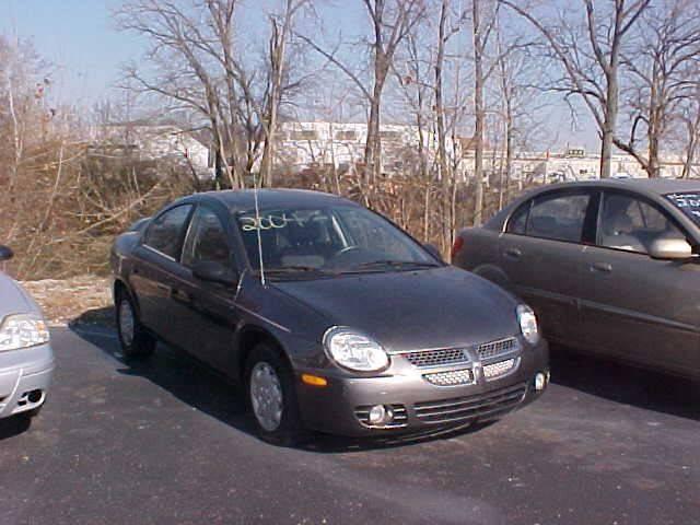 2004 Dodge Neon for sale at Bates Auto & Truck Center in Zanesville OH