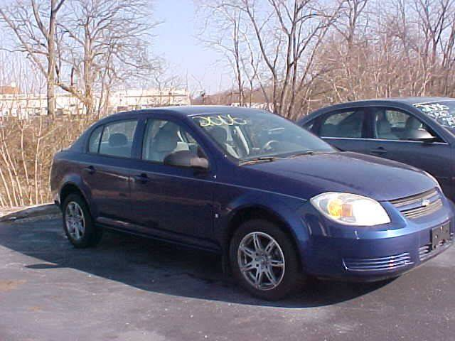 2006 Chevrolet Cobalt for sale at Bates Auto & Truck Center in Zanesville OH