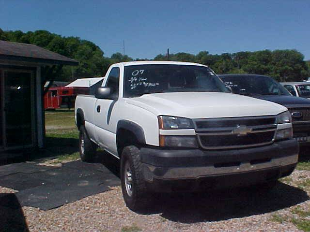 2007 Chevrolet Silverado 2500HD Classic for sale at Bates Auto & Truck Center in Zanesville OH