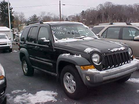 2005 Jeep Liberty for sale at Bates Auto & Truck Center in Zanesville OH