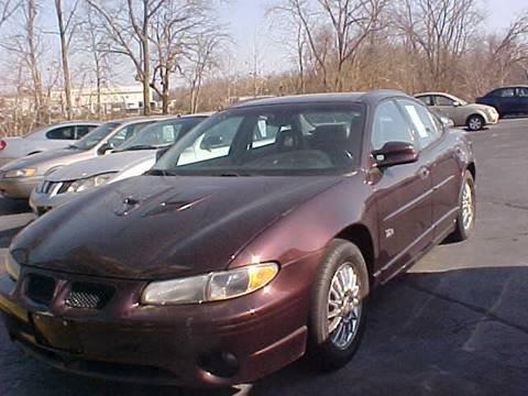 2002 Pontiac Grand Prix for sale at Bates Auto & Truck Center in Zanesville OH
