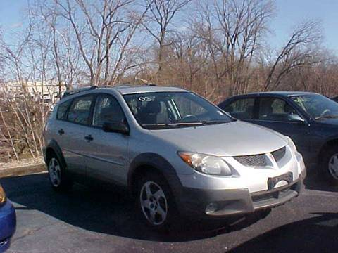 2003 Pontiac Vibe for sale at Bates Auto & Truck Center in Zanesville OH