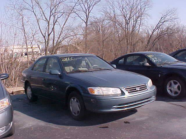 2000 Toyota Camry For Sale At Bates Auto U0026 Truck Center In Zanesville OH