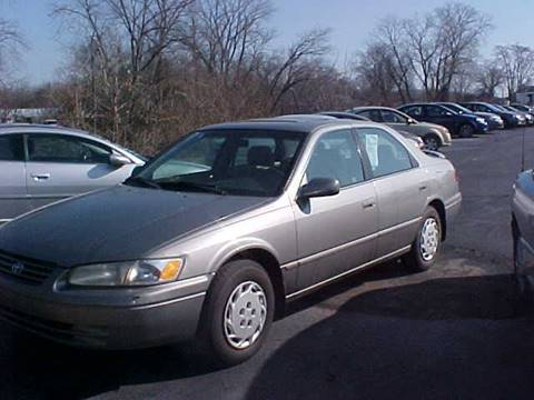 1999 Toyota Camry for sale at Bates Auto & Truck Center in Zanesville OH