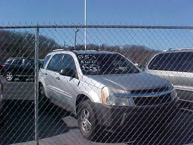 2005 Chevrolet Equinox for sale at Bates Auto & Truck Center in Zanesville OH