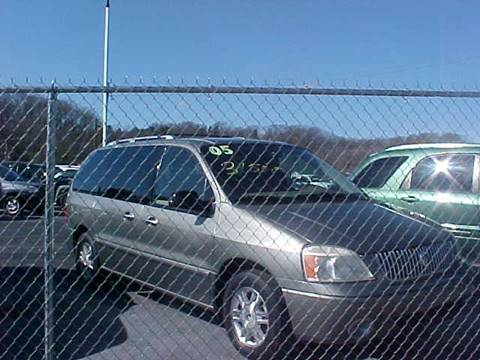 2005 Mercury Monterey for sale at Bates Auto & Truck Center in Zanesville OH