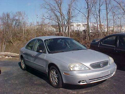2005 Mercury Sable for sale at Bates Auto & Truck Center in Zanesville OH
