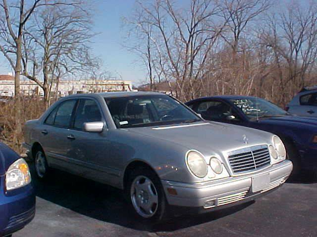 1997 Mercedes-Benz E-Class for sale at Bates Auto & Truck Center in Zanesville OH