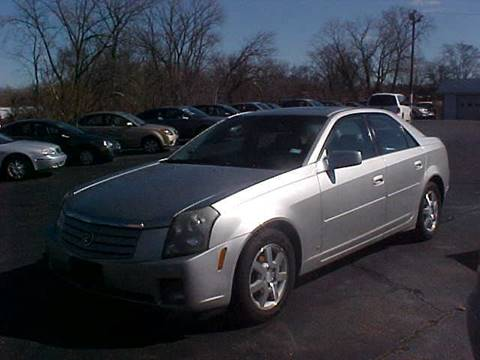 2006 Cadillac CTS for sale at Bates Auto & Truck Center in Zanesville OH