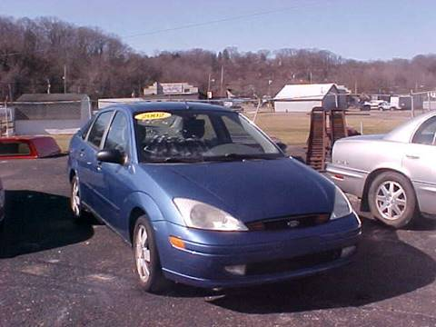 2002 Ford Focus for sale at Bates Auto & Truck Center in Zanesville OH