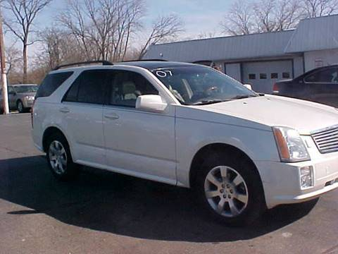 2007 Cadillac SRX for sale in Zanesville, OH