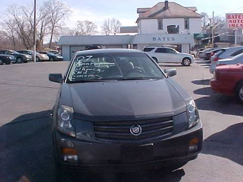 2007 Cadillac CTS for sale at Bates Auto & Truck Center in Zanesville OH
