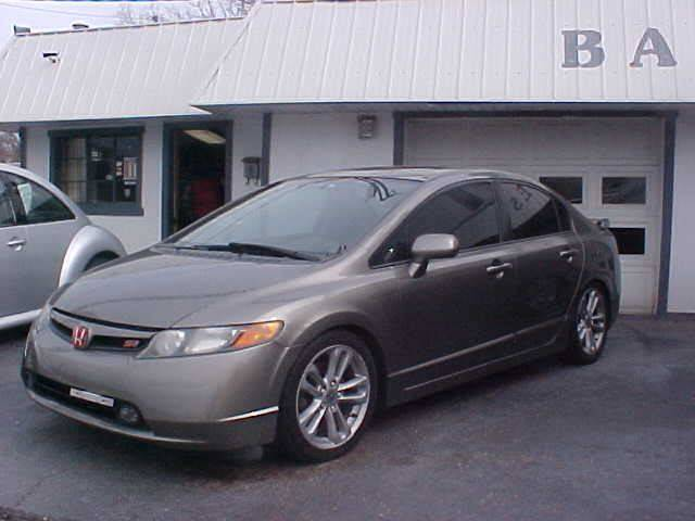 Good 2007 Honda Civic Si