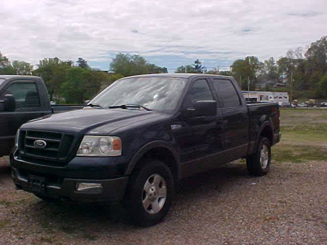 2004 Ford F-150 for sale at Bates Auto & Truck Center in Zanesville OH