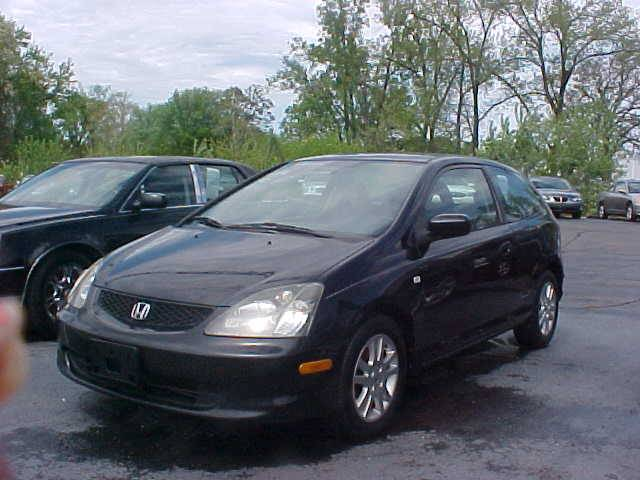 2002 Honda Civic for sale at Bates Auto & Truck Center in Zanesville OH