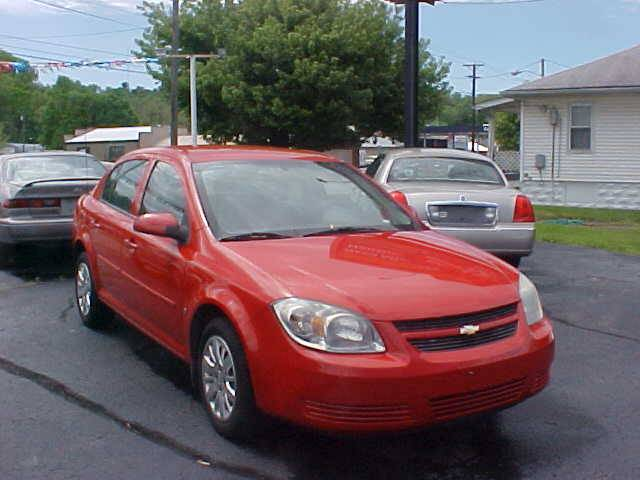 2010 Chevrolet Cobalt for sale at Bates Auto & Truck Center in Zanesville OH