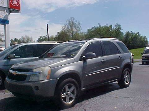 2006 Chevrolet Equinox for sale at Bates Auto & Truck Center in Zanesville OH