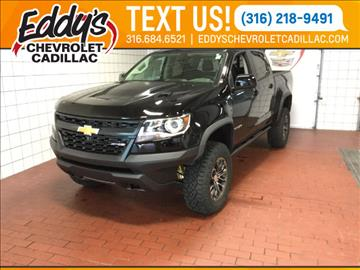 2017 Chevrolet Colorado for sale in Wichita, KS