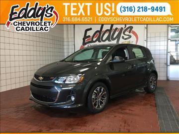 2017 Chevrolet Sonic for sale in Wichita, KS