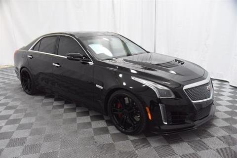 2017 Cadillac CTS-V for sale in Wichita, KS