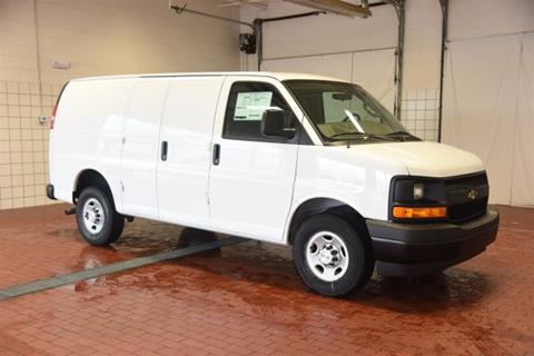 2017 Chevrolet Express Cargo For Sale In Wichita KS