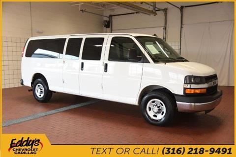 2016 Chevrolet Express Passenger for sale in Wichita, KS