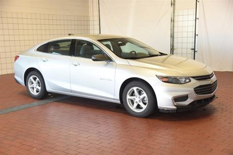 2017 Chevrolet Malibu for sale in Wichita, KS