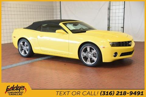 2012 Chevrolet Camaro for sale in Wichita, KS