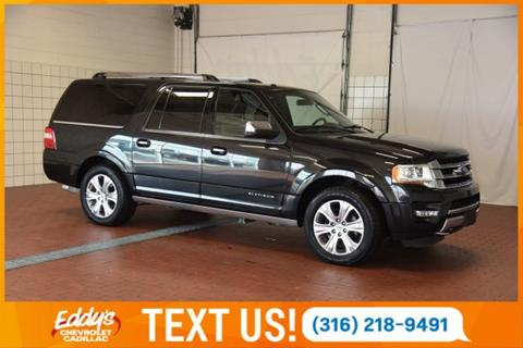 2015 Ford Expedition EL for sale in Wichita, KS