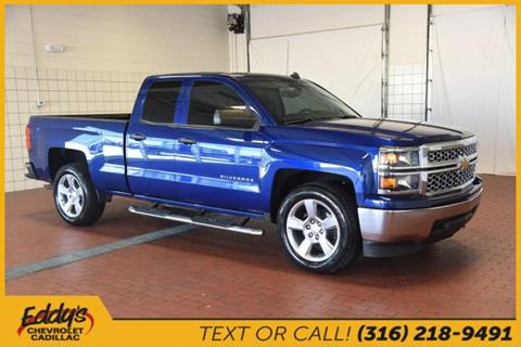2014 Chevrolet Silverado 1500 for sale in Wichita, KS